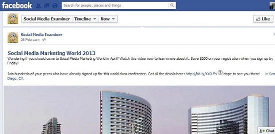Maintain Facebook Fans