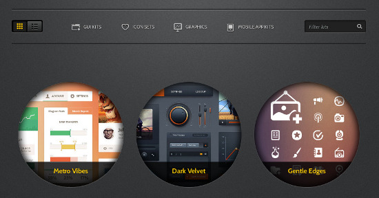 PixelKit Premium Web UI Kit