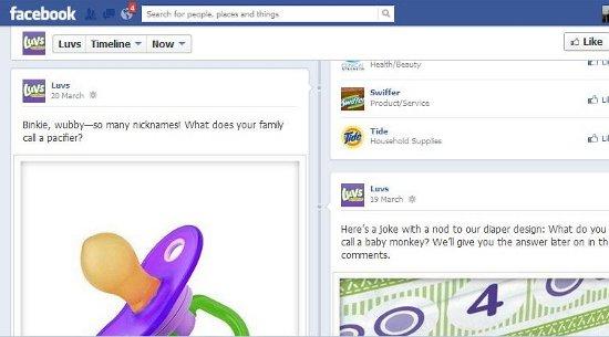 Building Strong Facebook Brand