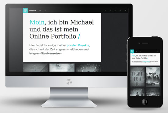 Responsive Portfolio Websites