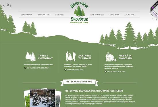 Beautiful Nature Portfolio Websites