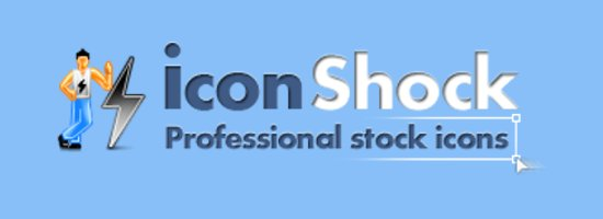 Free IconShock Licenses Giveaway