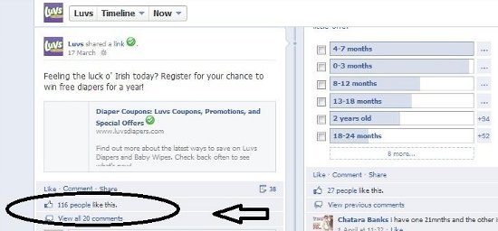 How to understand Facebook Fans