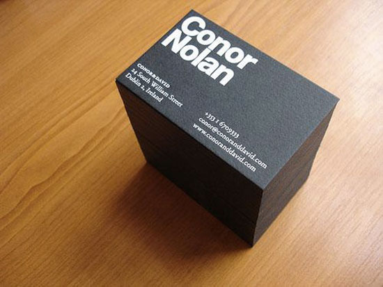 Graphic Designer Business Cards