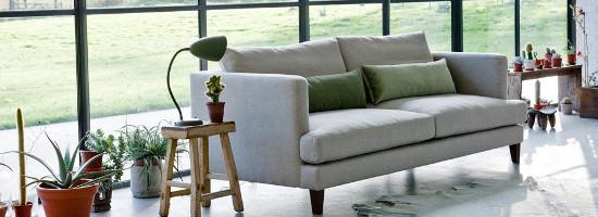 Create a furniture shop website