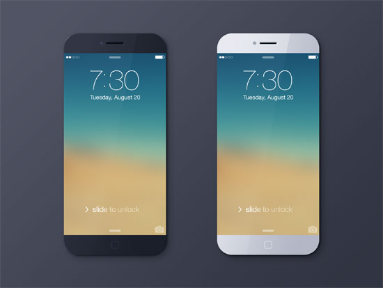 Free Phone and Tablet Mockups