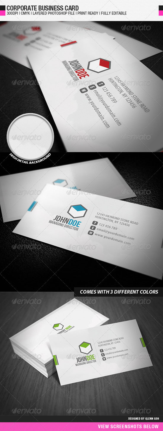 Design Studio Business Cards