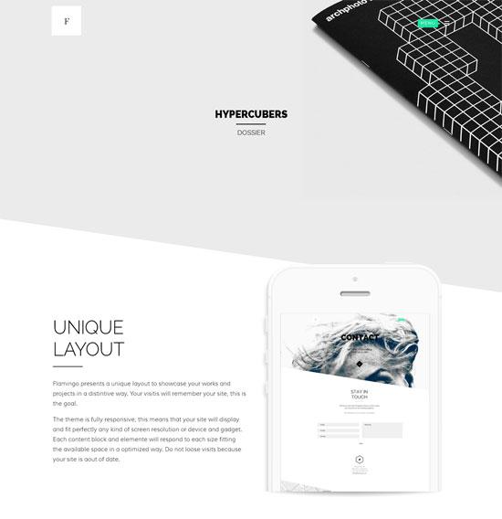 18 Impressive Design Agency Website Templates