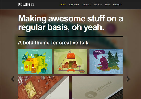 Best Design Agency Website Templates