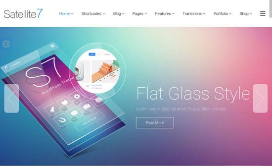 Flat Slider Designs