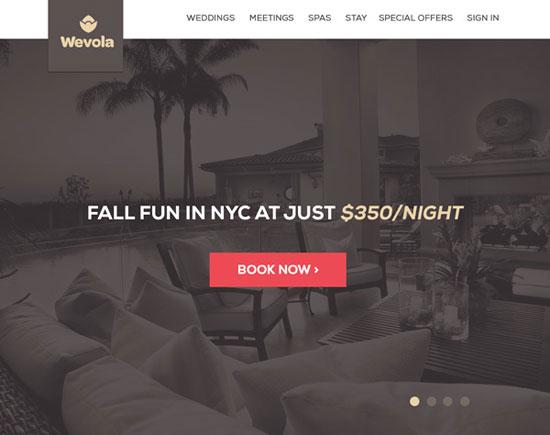 Best Hotel Websites