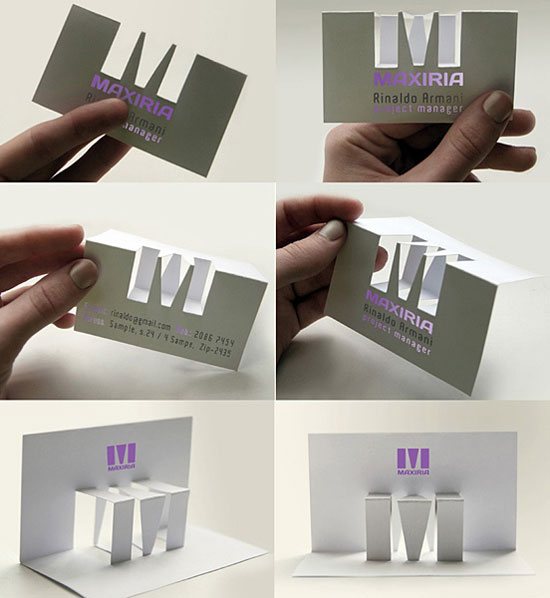Unique Business Cards