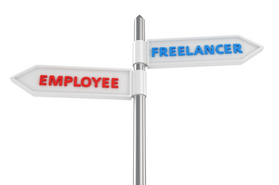 Freelance vs. Employee