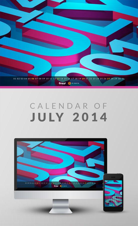 Free Wallpaper Calendar