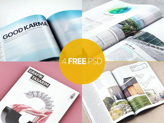 Best Free PSD Templates