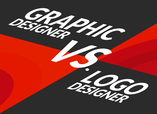 Graphic Designer vs. Logo Designer