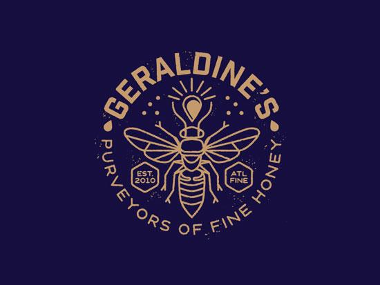 Unique Outline Logos