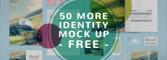 Free Branding / Identity Mockups