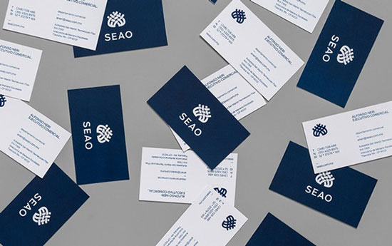 30 professional business card designs by anagrama business card designs colourmoves