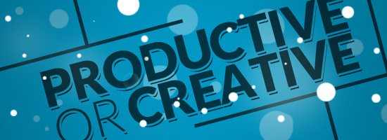 Productive or Creative Designer