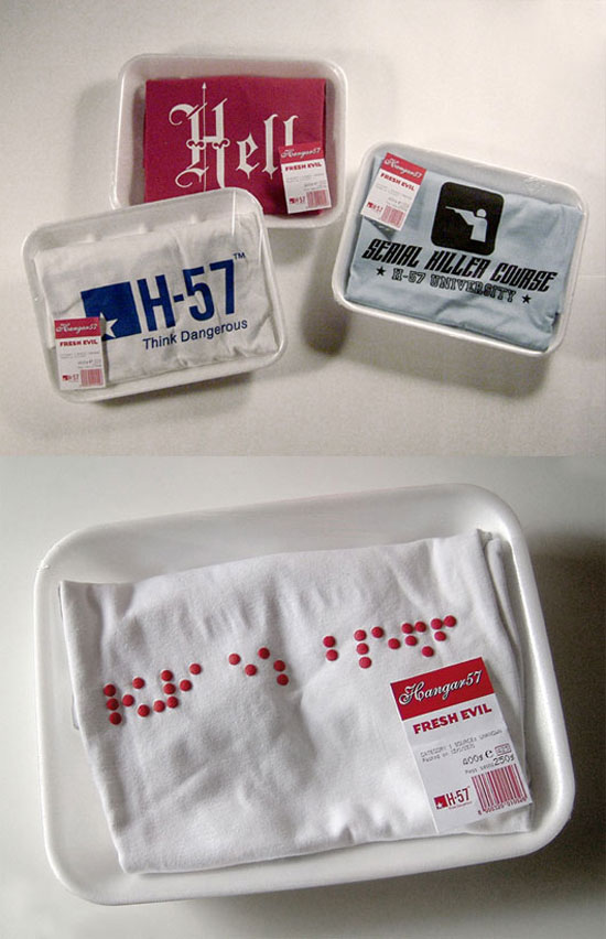 T Shirt Packaging