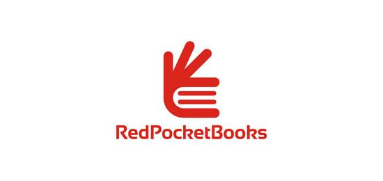 Red Pocket Logo Red Pocket Books by Shtef