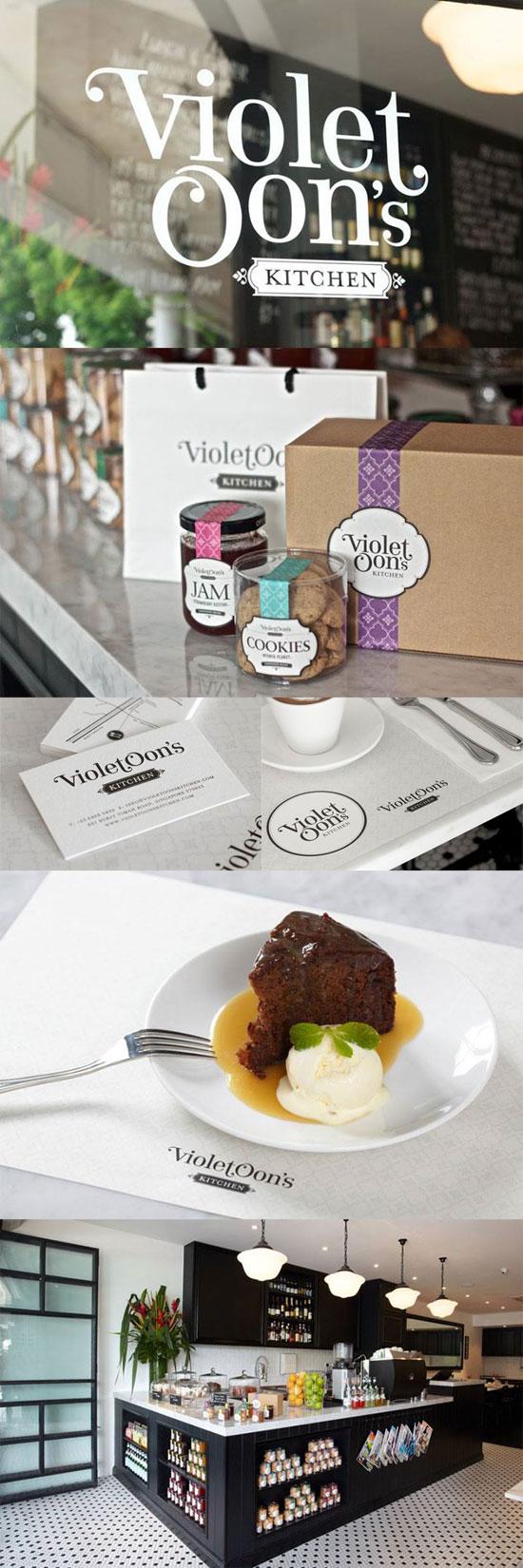 55 brand identity design examples for restaurant