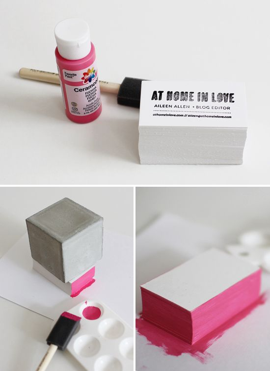 39 stamped business cards for your inspiration stamp business cards reheart Images