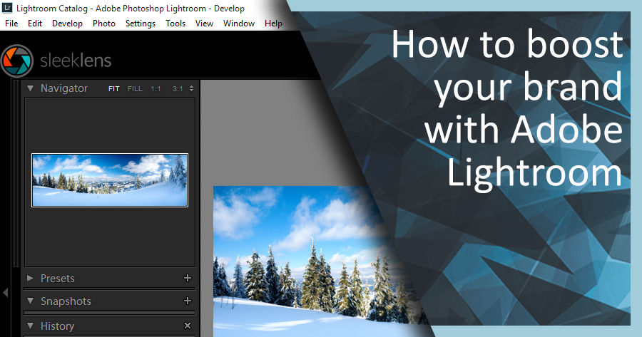 Adobe Lightroom Tutorial