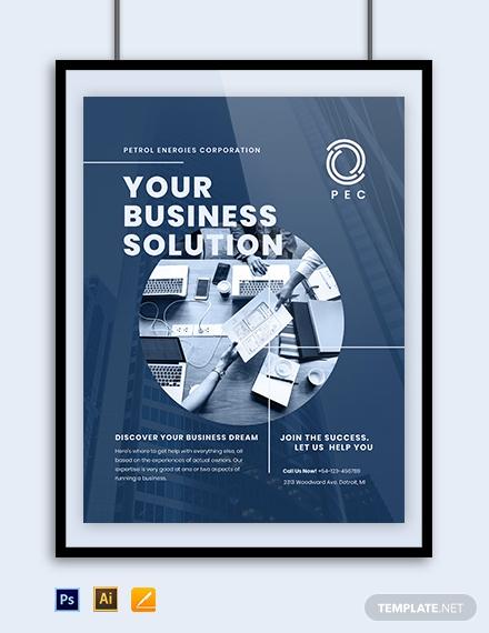 Free Poster Design Templates