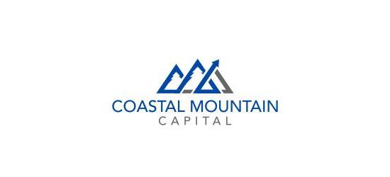 Coastal Mountain Capital Logo Design by 48hourslogo