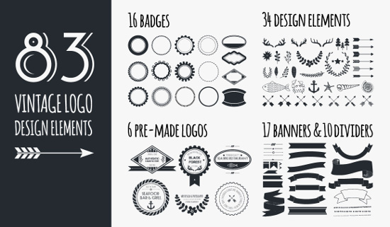 A Collection of 30 Beautiful Logo Designs that's Also Affordable