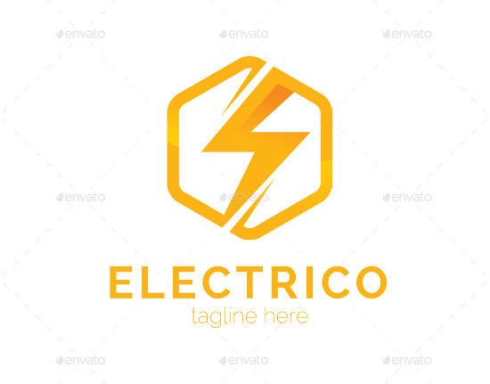 Electrico Logo Template by moink