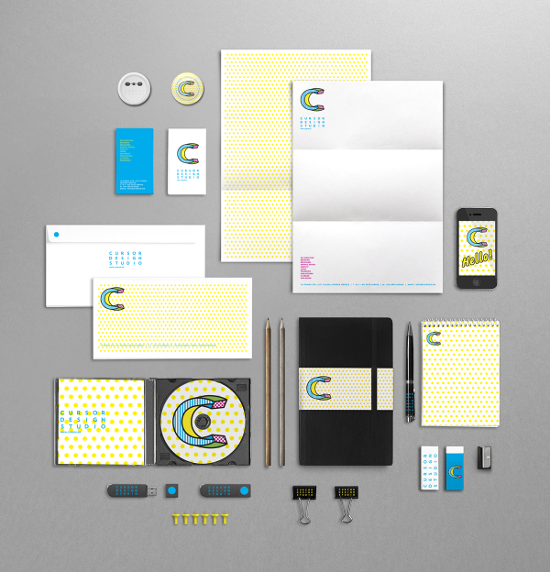 brand identity design collection creative studios identity
