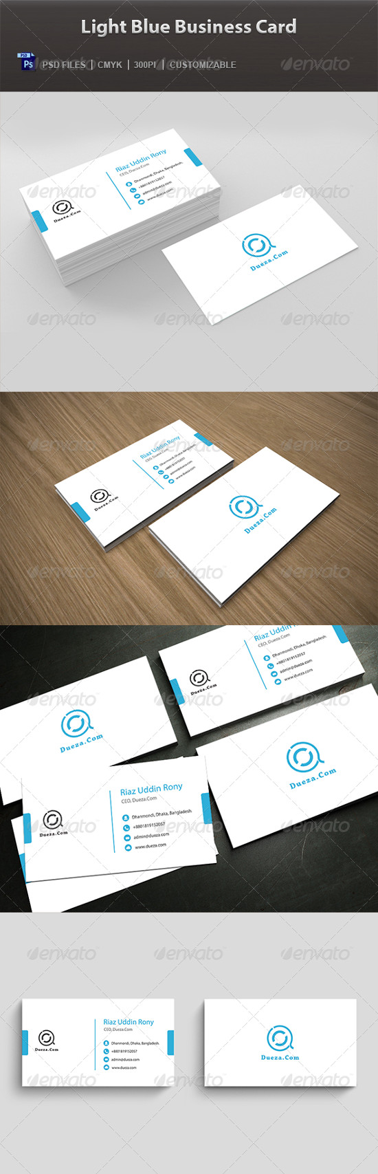 17 Best Business Card Templates for Corporate