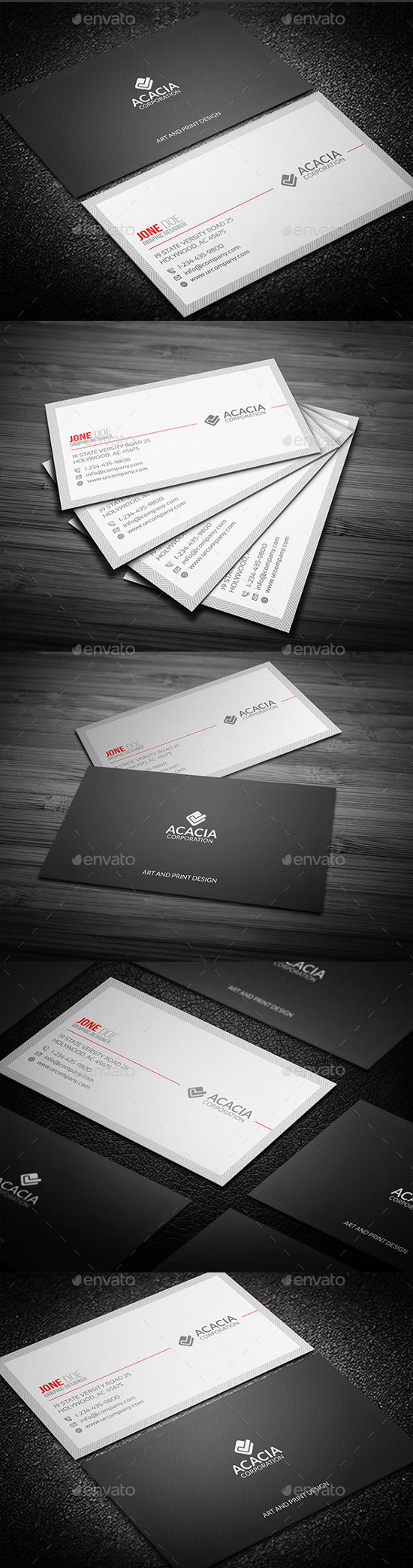 17 best business card templates for corporate business card templates accmission Image collections