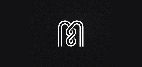 M8 monogram by MnaCreative