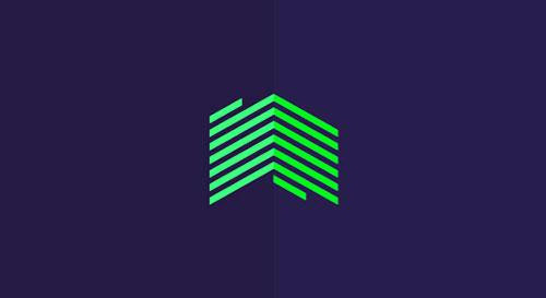 BP homes, monogram logo design symbol by Alex Tass