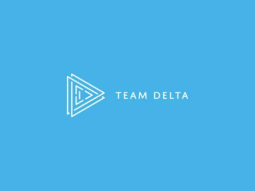 Logo Design Team Delta by Dovile
