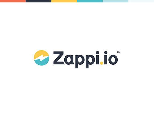 Zappi.io Logo by Michael Jolly