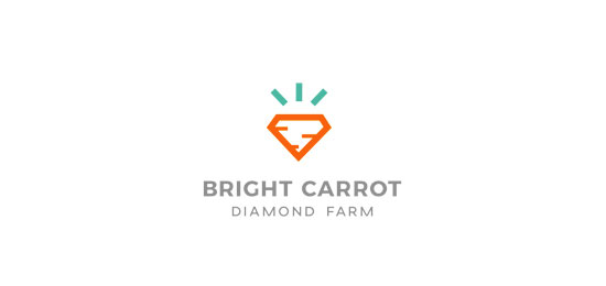 Bright carrot by mikyangela