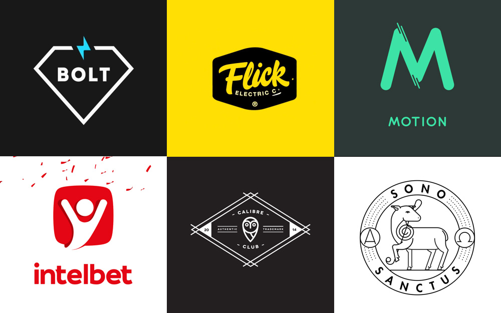 Logos Brands And Logotypes: 105 Cool Animated Logos For Your Inspiration