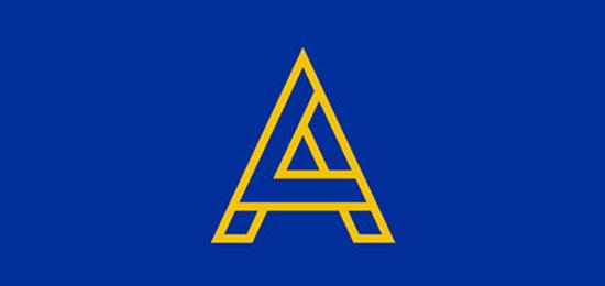 LA Rams - Monogram by Alex Rinker