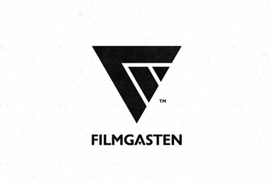 Filmgasten - Logotipo / Marca comercial de Gert van Duinen