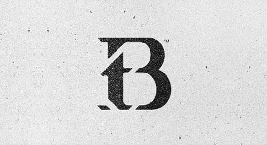 Monograma TB de Tin BAcic