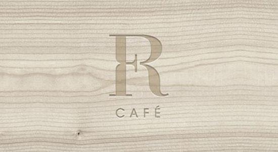 Logotipo del café del vestíbulo de Dimiter Petrov