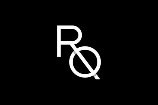 Monograma RQ de Glen Thorpe