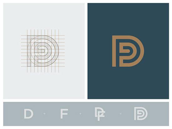 DF - identity construction by Jeroen van Eerden
