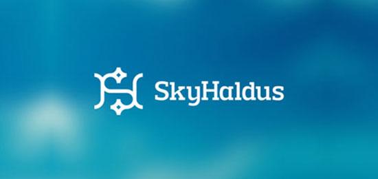 Sky Haldus Logo by Alex Tass