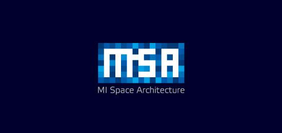 hemos recopilado los mejores y más creativos ejemplos de logotipos para empresas de construcción.  - MiSA por Brand-Book